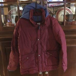 Boys Lands End ski jacket!
